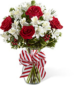 The Holiday Enchantment Bouquet